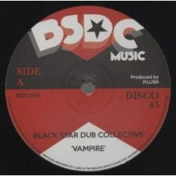 Black Star Dub Collective - Vampire - 12""