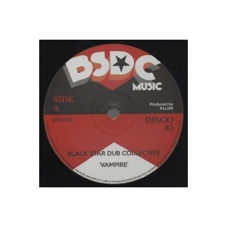 "Black Star Dub Collective - Vampire - 12"""