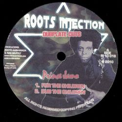 "Prince Jamo - For The Children - 10"" - Roots Injection"