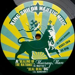 Murrayman, Dub Creator - Healing Of The Nation , Mental Slavery - 12""
