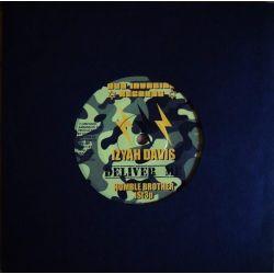 "Izyah Davis - Deliver Me  - 7"" - Dub Invasion Records"