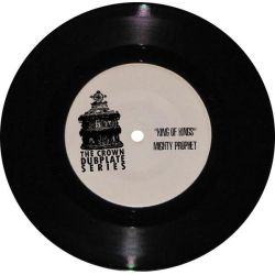 "Mighty Prophet - King Of Kings - 7"" - Higher Regions Records"