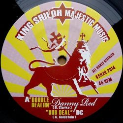 Danny Red, Dub Creator - Double Dealin , Willing - 12""