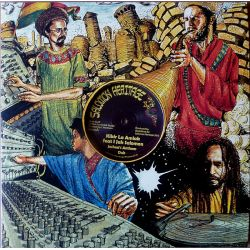 Kibir La Amlak Feat I Jah Salomon , Riddim Activist, The Feat I Jah Salomon - Joshua's Anthem , Horns Of Jericho - 12""