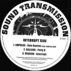 "Solo Banton / Sabrina Bell / Parly B /  - Empress / Gallang  - 12"" - Sound Transmission Records"