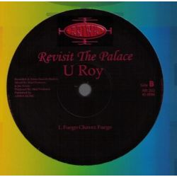 "U-Roy - Revisit The Palace - 12"" - Ariwa"