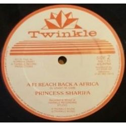 "Princess Sharifa - The Truth Will Prevail - 12"" - Twinkle Music"