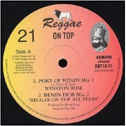 "Winston Rose - Port Of Benin - 10"" - Reggae On Top"