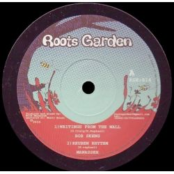 "Bob Skeng - Writings From The Wall / Dancehall Something - 10"" - Roots Garden"