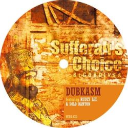 "Dubkasm / Rudy Lee / Solo Banton - Emotion / Are You Ready - 12"" - Sufferahs Choice Recordings"