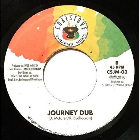 "Tony Tuff - How can I - 7"" - Coal Stove Jamaican Music"