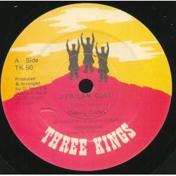 "Danny Henry - African Gold - 7"" - Three Kings"