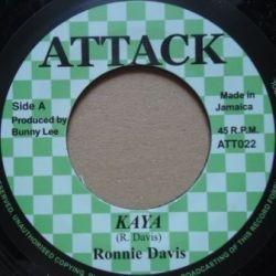"""Ronnie Davis - Kaya - 7"""""""