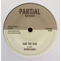 "Mene Man / Seventh Sense  - Dub Them - 7"" - Partial Records"
