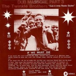 Twinkle Brothers - Dub Massacre Part 3 - LP - Twinkle Music