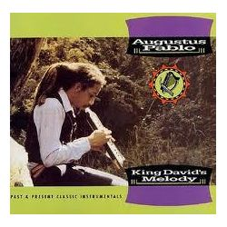 Augustus Pablo - King David´s Melody - LP - Greensleeves Records