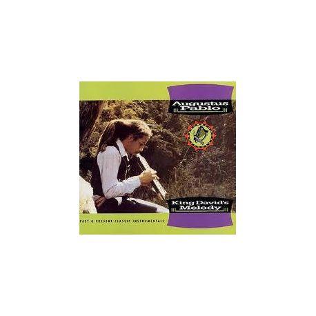 Augustus Pablo - King David´s Melody - LP - Greensleeves Records