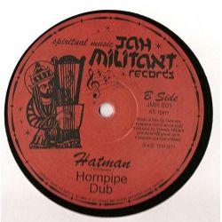 "Hatman - Tonka / Hornpipe - 12"""