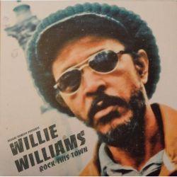 "Willi Williams - Rock This Town - 12"" - Reggae Remedy"