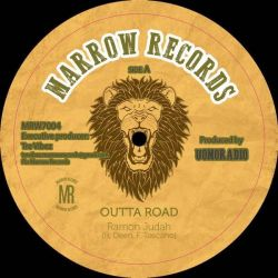 "Ramon Judah - Outta Road - 7"" - Marrow Records"