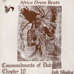 Commandments Of Dub 10 - Africa Drum Beats