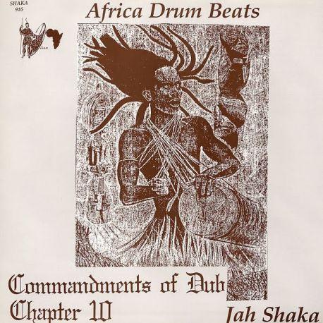 Commandments Of Dub 10 - Africa Drum Beats