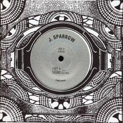 "Jack Sparrow - This A Sound - 7"" - ZamZam Sounds"