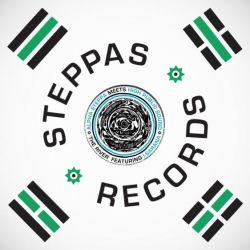 """Alpha Steppa / High Public Sound / I-Sarana - The River - 12"""" - Steppas"""
