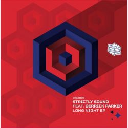 "Strickly Sound / Derrick Parker -  Long Night EP - 12"" - Cubiculo Records"