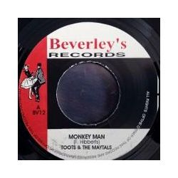 "Toots & The Maytals - Monkey Man / Version - 7"" - Beverleys Records"