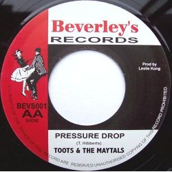 """Toots & The Maytals - 54 - 46 / Pressure Drop - 7"""" - Beverleys Records"""