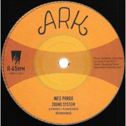 "Inés Pardo / Don Fe / Lone Ark Riddim Force - Sound System - 12"" - A-Lone Productions"