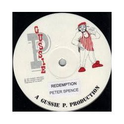"Peter Spence / Robbie V - Redemption / Comma Comma - 12"" - Gussie P Records"