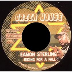 "Eamon Sterling - Riding For A Fall - 7"" - Green House"