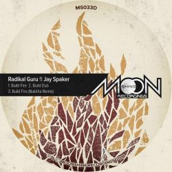 "Radikal Guru / Jay Spaker - Build Fire - 12"" - Moonshine Recordings"