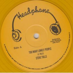 "Steve Tulloch / Boom Back - Too Many Lonely People / Road Block - 12"" - Headphone"