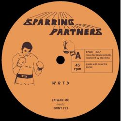 "Taiwan MC - W R T D - 12"" - Sparring Partners"
