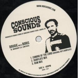"Dougie Wardrop / Boris Lowther / Indica Dubs /  - Coming Of The Lord/The Vision - 12"" - Indica Dubs"