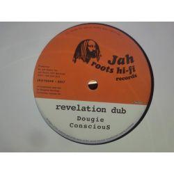 "Aba-Ariginals / Dougie Wardrop - Revelations / Revelation Dub - 7"" - Jah Roots Hi-Fi Records"