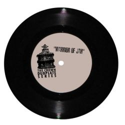 "Mighty Prophet - Warrior Of Jah - 7"" - Higher Regions Records"