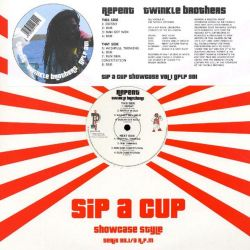Twinkle Brothers - Repent (Sip A Cup Showcase Vol. 1) - LP - Gussie P Records