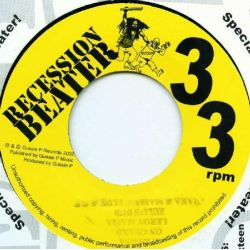 "Leroy ""Mafia"" Heywood / Peter Spence - On Guard / They Keep Crying - 7"" - Gussie P Records"