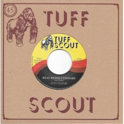 "Sun I Tafari - Real Revolutionary - 7"" - Tuff Scout"