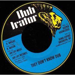"Dave Robinson - Alligator Tears - 7"" - Dub Irator"