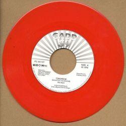 "Ras Nyto / The Kenyans - Tomorrow - 7"" - Gadd 59 Music"