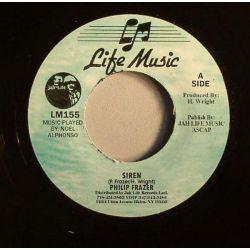 """Phillip Fraser - Siren - 7"""" - Life Music"""