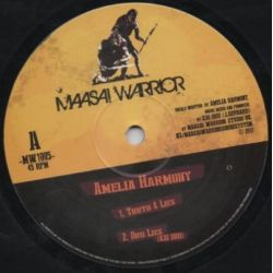 "Amelia Harmony - Truth & Lies - 10"" - Maasai Warrior"