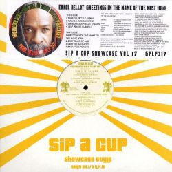 Errol Bellot - Greetings In The Name Of The Most High (Sip A Cup Showcase Vol. 17) - LP - Gussie P Records