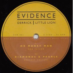 "Various - Mr Money Man Riddim - 12"" - Evidence Music"