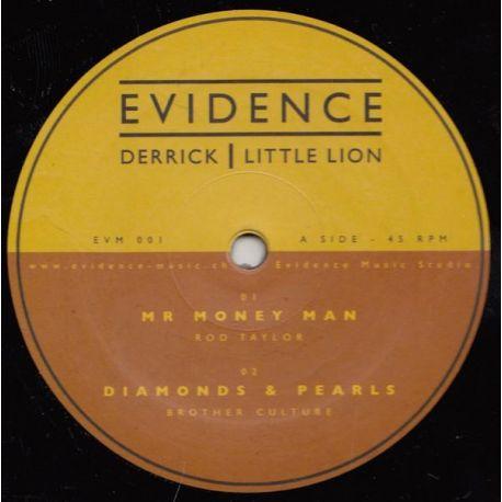 "Various - Mr Money Man Riddim - 12"" - Evidence Music"